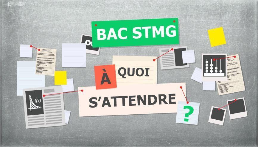 Bac STMG - À quoi s'attendre //©Juliette Lajoie