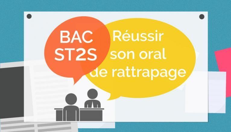 Bac ST2S - Oral de rattrapage