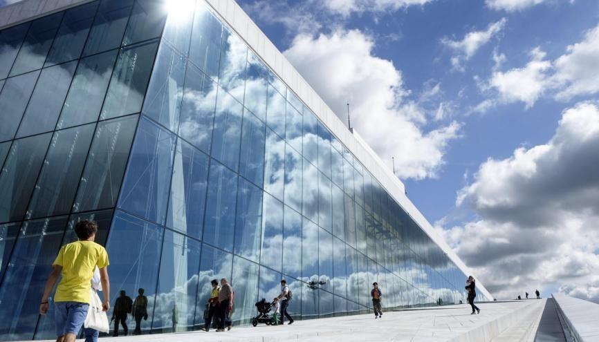 La plupart des universités d'Europe du Nord sont publiques et leur accès est gratuit pour les étudiants européens. //©Suse MULTHAUPT/ Laif-REA