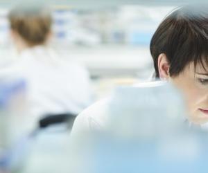Les masters en santé ne mènent pas forcément qu'aux métiers de la recherche.