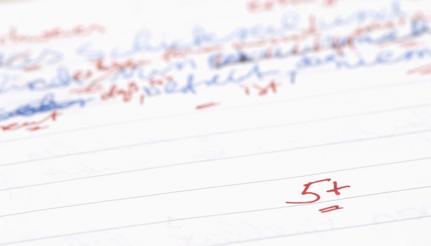 Vos notes chutent, manque de travail ou de concentration ? //©PlainPicture / Westend61