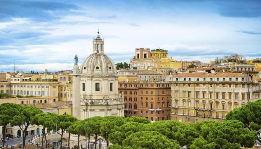 L'Italie est la quatrième destination préférée des étudiants Français dans le cadre d'un échange Erasmus+. //©iStockphoto