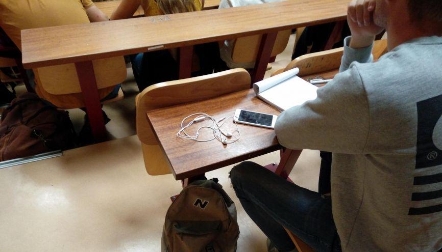 C'est la rentrée à l'université de Bordeaux //©Morgane Taquet