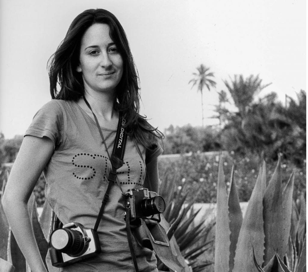 En 2003, Céline Lazorthes choisit de s'orienter vers le multimédia. Elle s'inscrit à l'IIM, l'Institut de l'Internet et du multimédia.  //©Photo fournie par le témoin