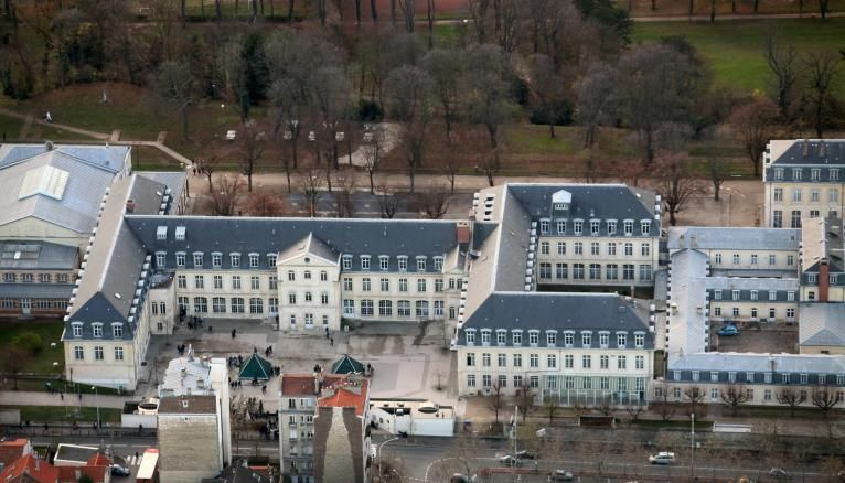 Le lycée Michelet à Vanves (92) est premier dans la filière ECT du classement 2020.