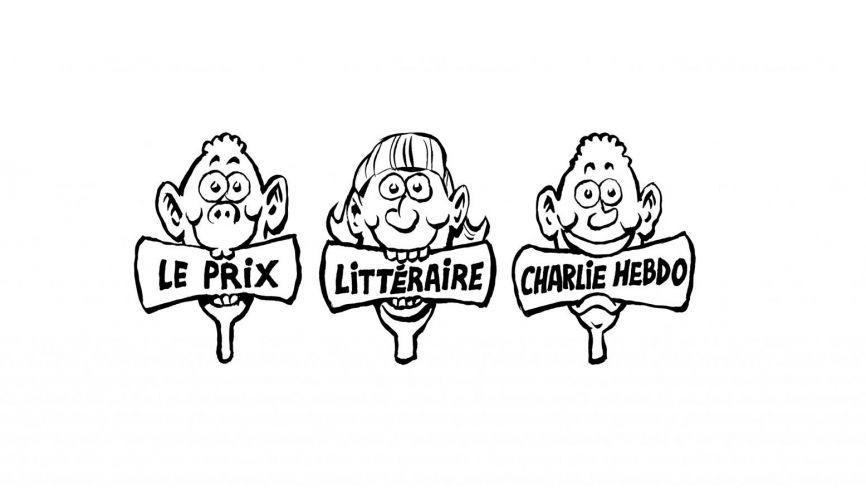 Charlie-Hebdo lance son premier prix littéraire pour les jeunes. //©leprixcharlie.fr