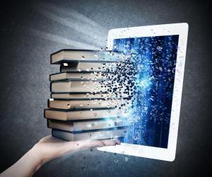 Manuels scolaires numériques versus papier