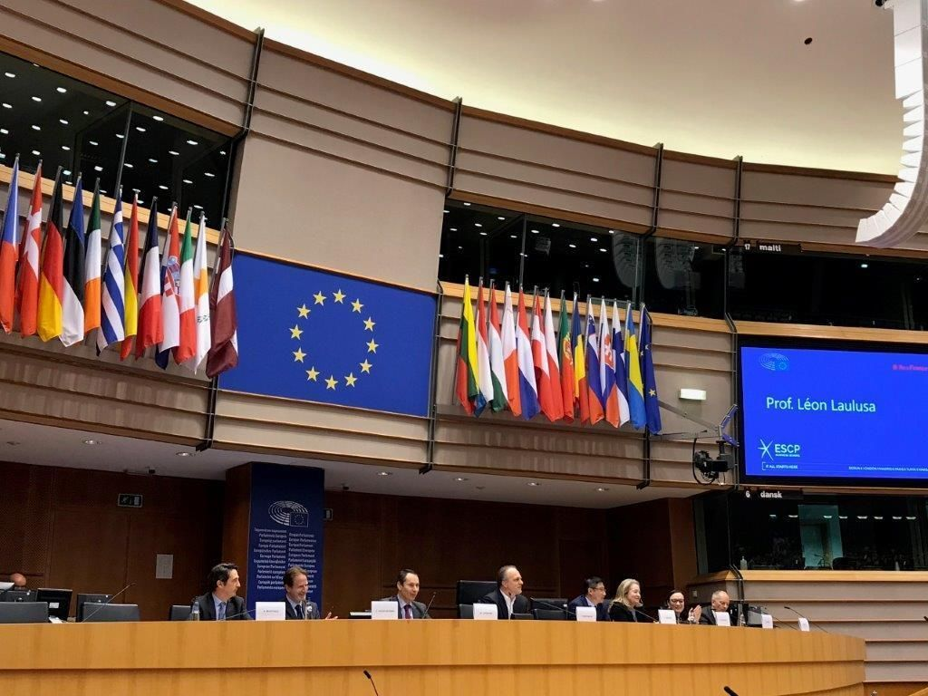 Un séminaire en conditions réelles au cœur de l'Europe.  //©Dahvia Ouadia