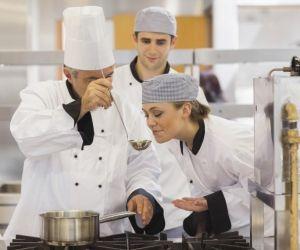 L'alternance est très courante dans les métiers de la restauration.