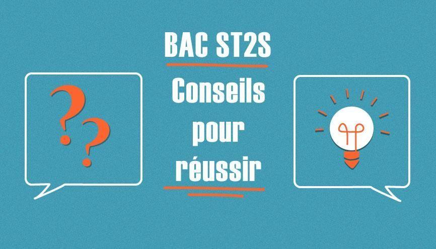 Bac ST2S - Conseils pour réussir //©Juliette Lajoie