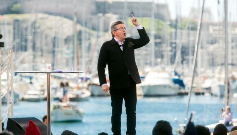Jean-Luc Mélenchon ne veut pas de contrôle continu au baccalauréat.