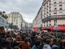 2400 manifestants selon la police, 10 000 selon l'UNEF //©erwin canard