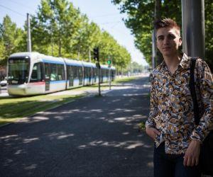Pablo, 22 ans, en L3 sciences sociales, à l'université de Grenoble.