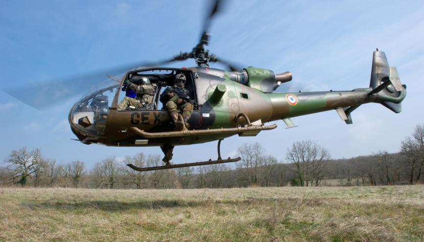 Se former avec l'armée de Terre //©DRHAT /armée de Terre