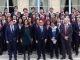 François Hollande reçoit à l'Elysée les jeunes lauréats des Olympiades des métiers //©Etienne Gless