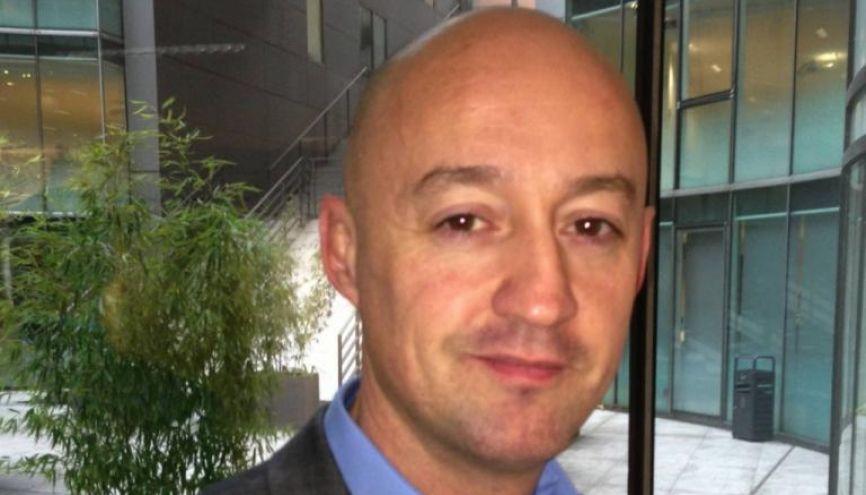 Laurent Combalbert est aujourd'hui consultant expert en négociation. //©Danielle Licata