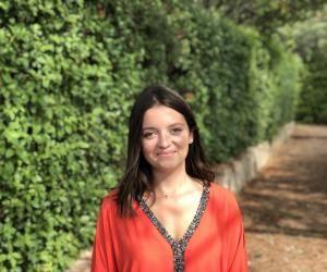 Emma ne regrette pas une seconde d'avoir emménagé à Toulon pour ses études d'ingénieur.