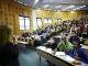 A Tours, des étudiants de l'UFR de droit, économie et sciences sociales. //©Université de Tours – A. Chézière