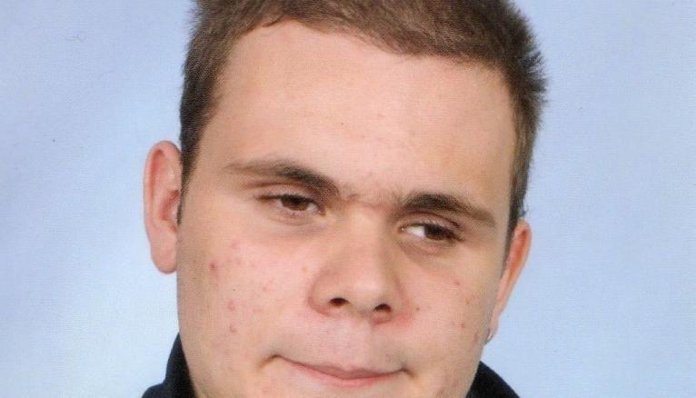 Kévin Girard, 20 ans, a joué son propre rôle d'étudiant malvoyant dans une vidéo à destination des jeunes handicapés.