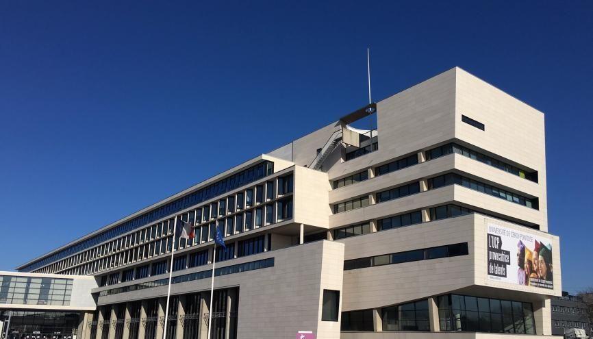 L'université de Cergy-Pontoise, première sur l'insertion des licences pro sciences de l'ingénieur. //©Université Cergy-Pontoise