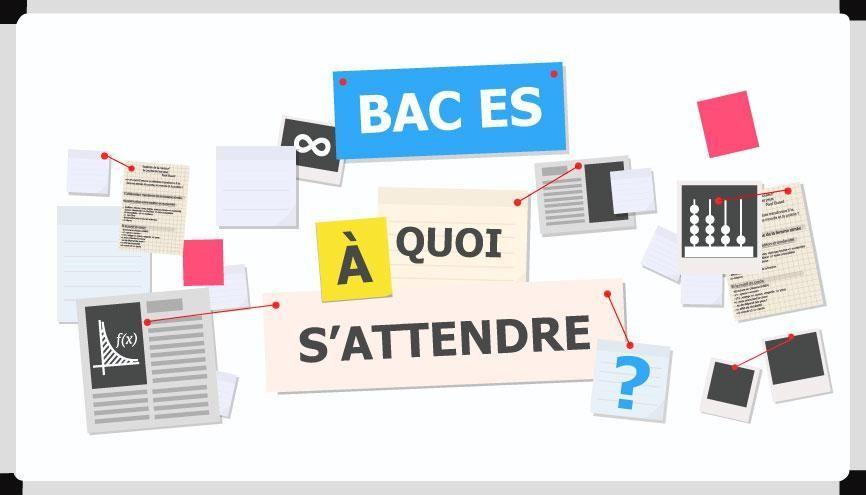 Bac ES - À quoi s'attendre //©Juliette Lajoie