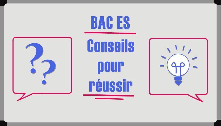 Bac ES - Conseils pour réussir //©Juliette Lajoie