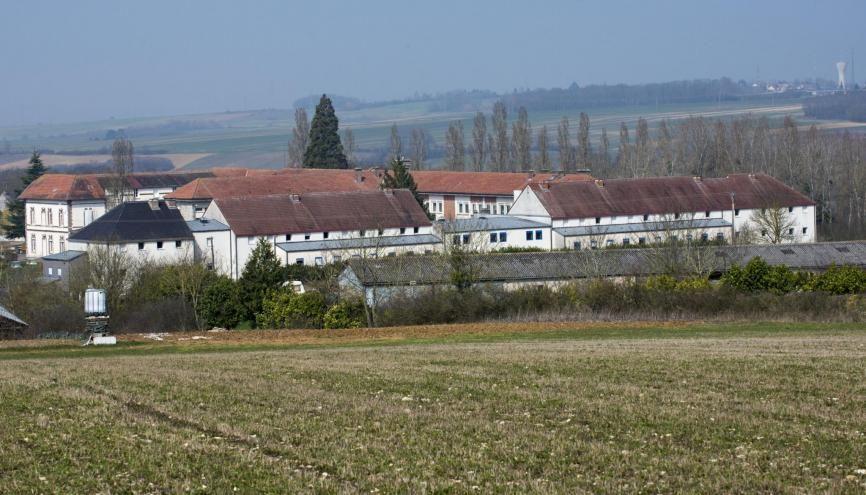 Le lycée agricole d'Auxerre affiche des taux de réussite moyens oscillant de 74 % à 92 % selon ses BTSA. //©Pierre GLEIZES/REA
