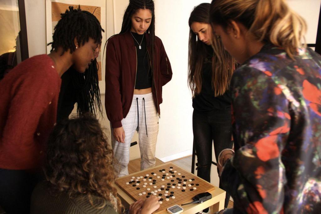 """L'escape game : un outil de """"team building"""" idéal pour faire connaissance en début d'année. //©Aude Lorriaux"""