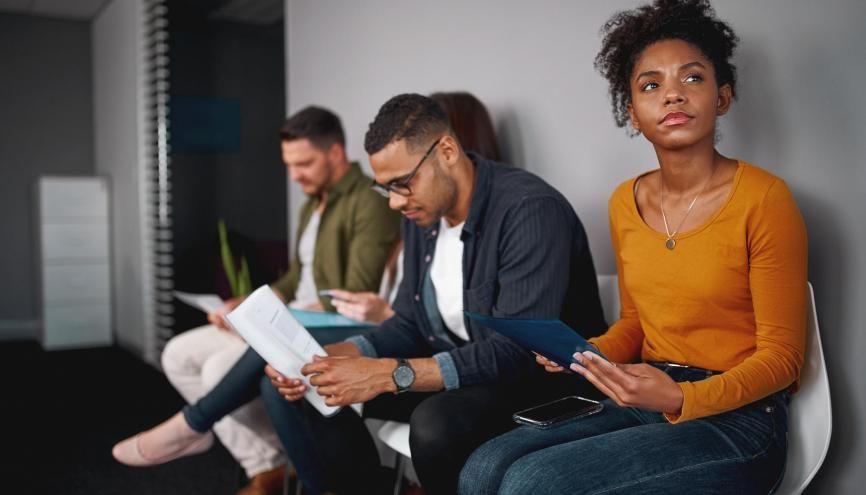 Lors d'un entretien d'embauche n'évoquez pas trop votre vie personnelle, des éléments peuvent se retourner contre vous. //©Adobe Stock / StratfordProductions