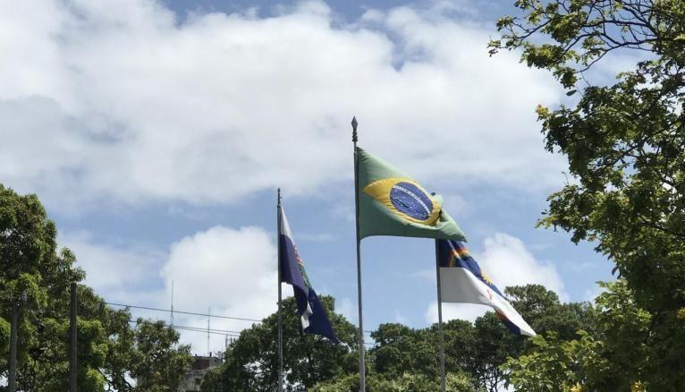 Sur le campus de l'Icam à Recife.