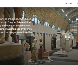 De très nombreux musées, comme celui d'Orsay à Paris, ont choisi de rendre accessibles en ligne la totalité ou une partie de leurs ressources.