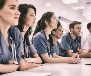 """Pendant le """"Ségur de la santé"""", les étudiants en médecine ont l'ambition de faire entendre leurs propositions."""