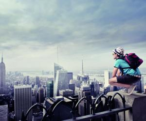 Partir à l'étranger est un excellent moyen de se perfectionner en langues et de découvrir de nouvelles cultures. // © Shutterstock