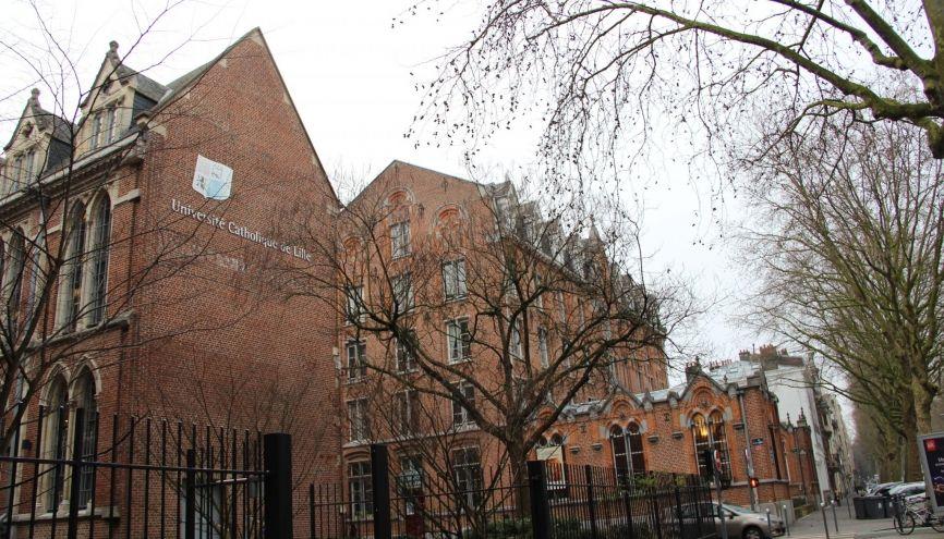 À l'Université catholique de Lille, 22,1 % des candidats au concours de sage-femme ont été admis en deuxième année. //©Sophie Blitman