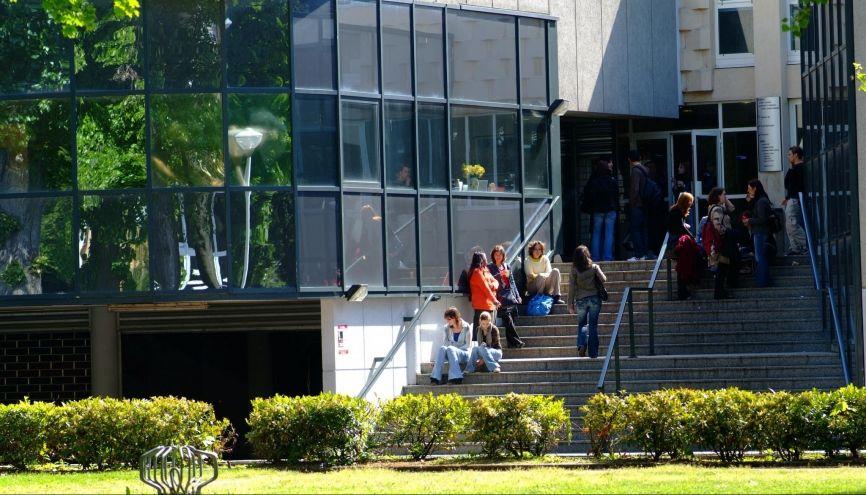 Université de Lorraine, campus du Saulcy //©Christian LEGAY/Université de Lorraine