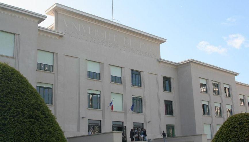 L'université Lyon 1 accueille des places du nombre complémentaire de reçus en 2e année de médecine. //©Sophie Blitman