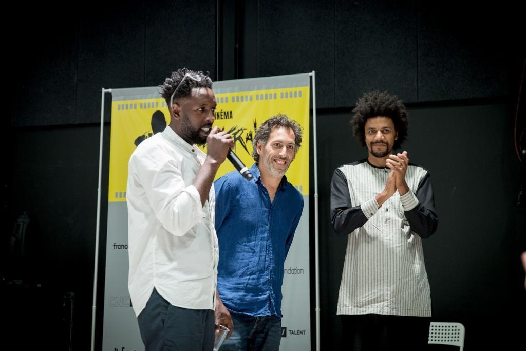 """Ladj Ly, le réalisateur du film """"Les Misérables"""", a fondé cette école de cinéma //©Kourtrajmé"""