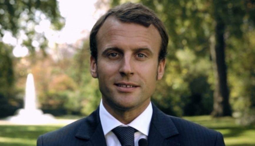 """Emmanuel Macron souhaite réformer le bac et envisage des """"prérequis"""" pour entrer dans le supérieur. //©Ministère de l'Économie, de l'Industrie et du Numérique"""