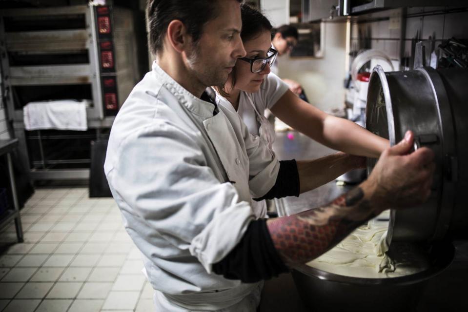 Les Métiers de la boulangerie-pâtisserie //©Mat Jacob / Tendance Floue pour l'Étudiant