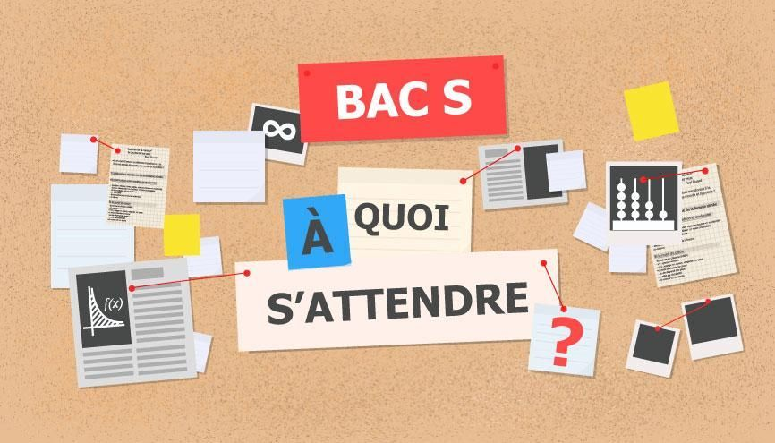 Bac S - À quoi s'attendre //©Juliette Lajoie