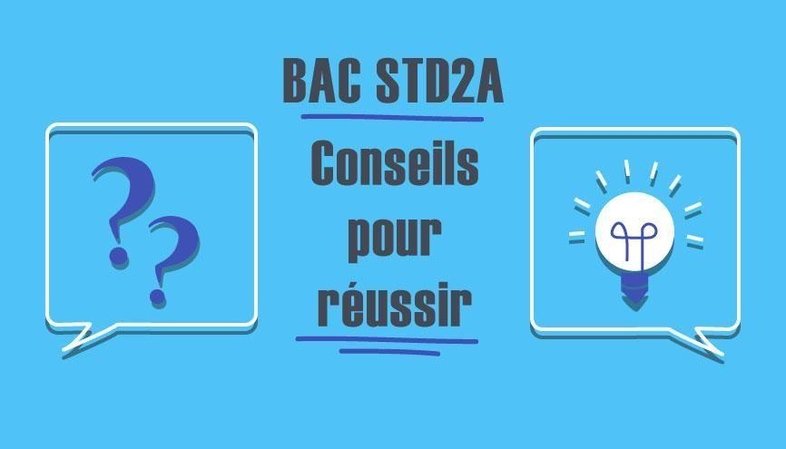 Bac STD2A - Conseils pour réussir //©Juliette Lajoie