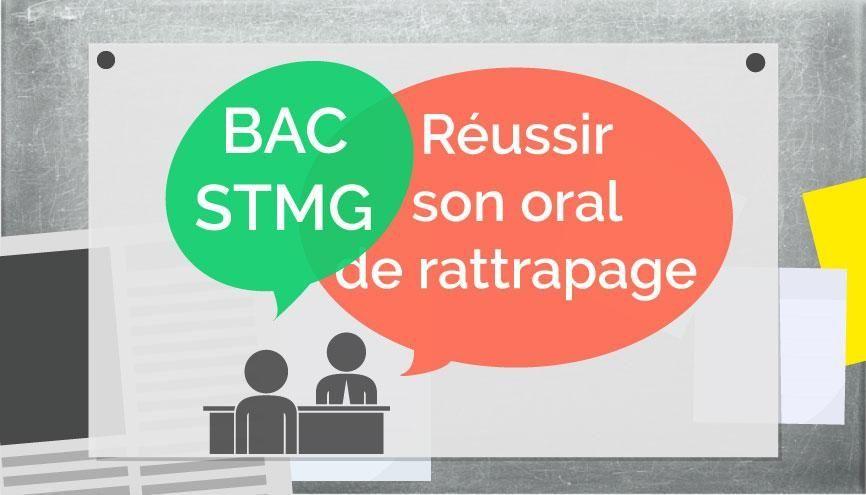Bac STMG - Oral de rattrapage //©Juliette Lajoie