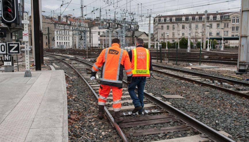 La SNCF recrute chaque année plus de 4.000 alternants. //©Laurent COUSIN/HAYTHAM-REA