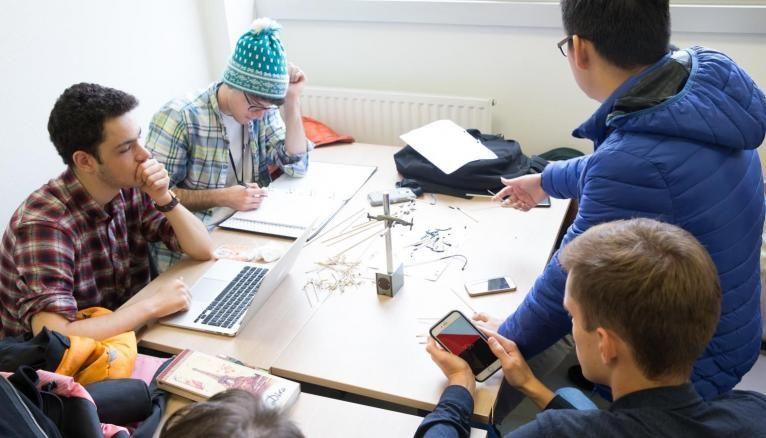 La promotion compte 35 % de filles et 65 % de garçons. Les élèves ingénieures ne représentent que 15 % des effectifs du cycle polytechnicien.