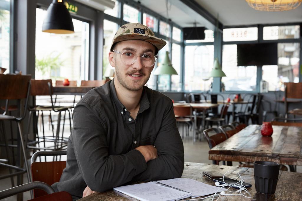 Louis a bénéficié pendant son stage du rythme de travail à la suédoise: il avait beaucoup de temps libre, de quoi visiter la capitale !  //©Sanna Lindberg pour l'Étudiant