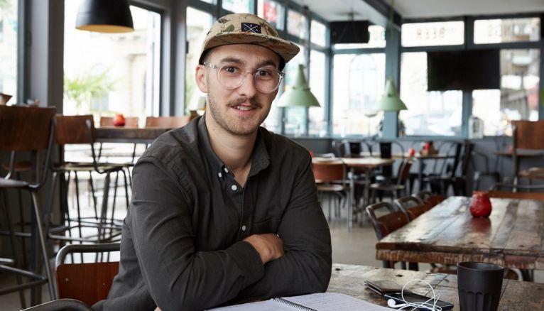 Louis a bénéficié pendant son stage du rythme de travail à la suédoise: il avait beaucoup de temps libre, de quoi visiter la capitale !