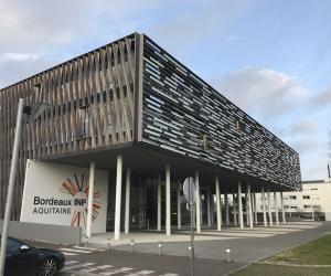 L'établissement Bordeaux- INP accueille des étudiants issus de la prépa des INP.