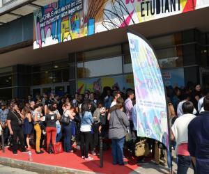 Des centaines d'étudiants franciliens comptent sur le Forum du logement du CROUS pour trouver un toit.