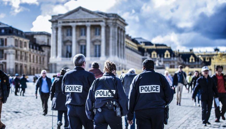 Un concours exceptionnel pour devenir gardien de la paix a été organisé en mars 2016 face à l'afflux de candidats. //©Wiliam Beaucardet pour l'Etudiant