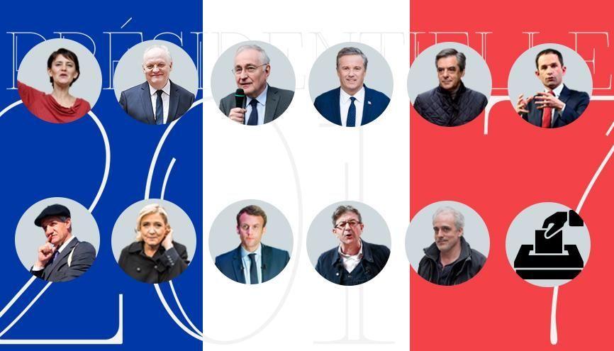 Présidentielle 2017 //©letudiant.fr